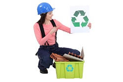 Construction Waste Removal Service London